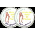 Filtro Bioluminis® Confort - Alívio da dor nas Pernas