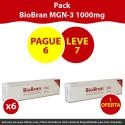 Pack BioBran MGN-3 - 1000mg (30 saquetas) - Pague 6 Leve 7