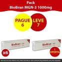 Pack BioBran MGN-3 - 1000mg (30 saquetas) - Pague 6 Leve 7
