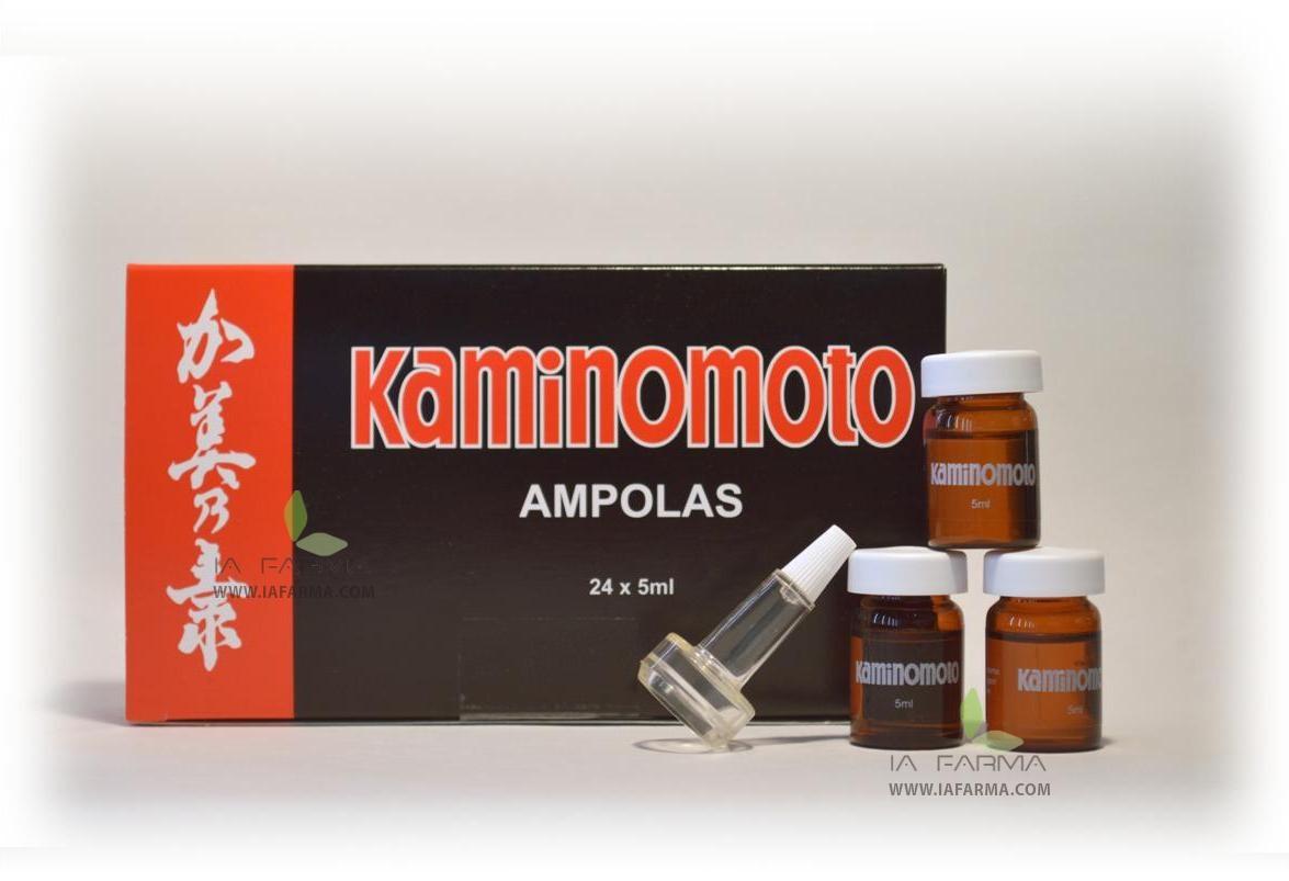 Kaminomoto Ampolas